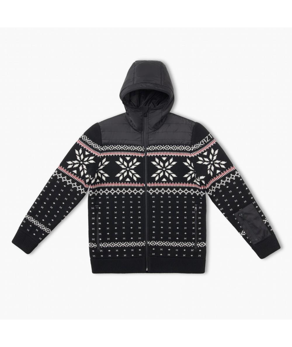 Aspen Flake Sweater