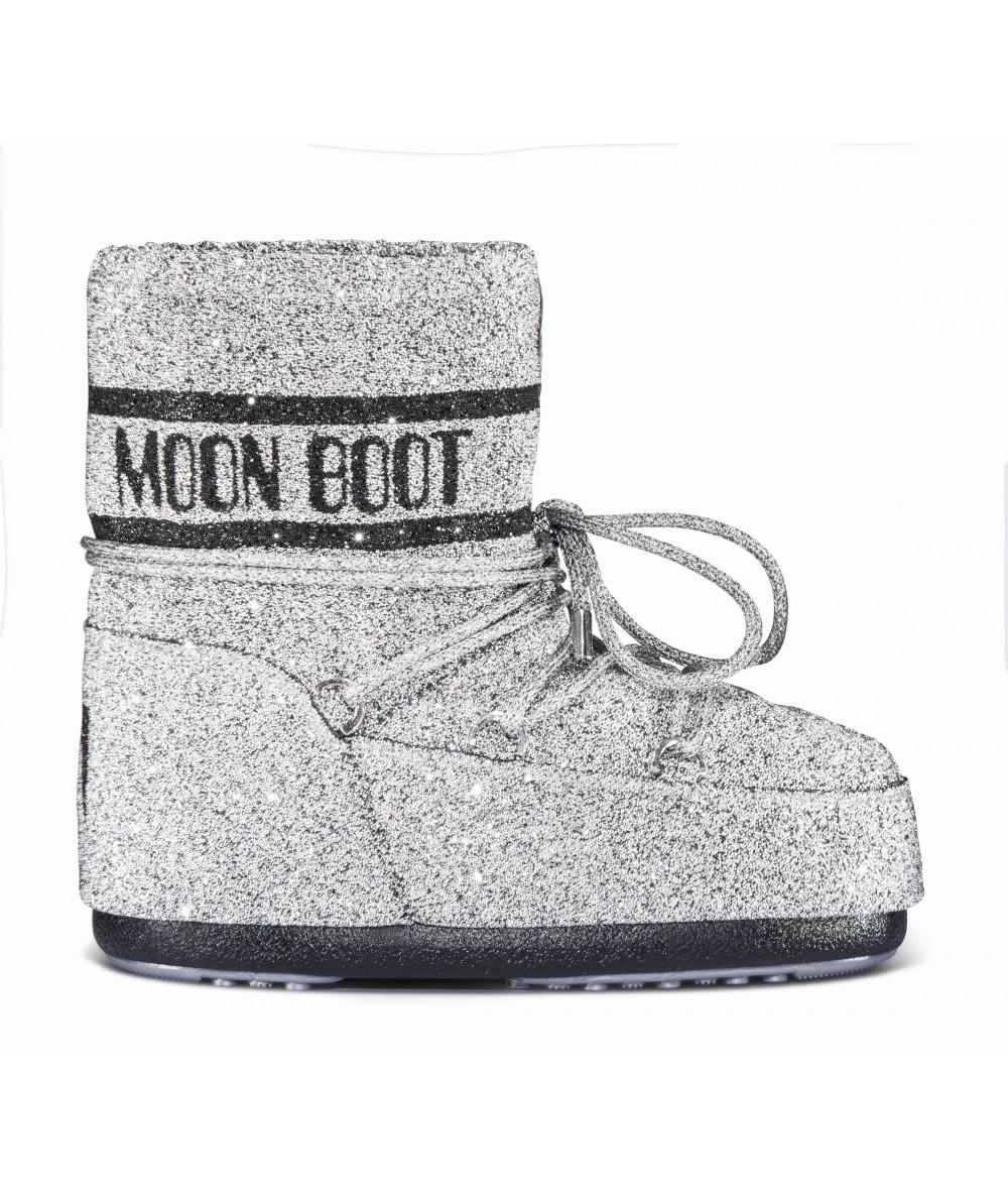 Short Swarovski Moon Boot