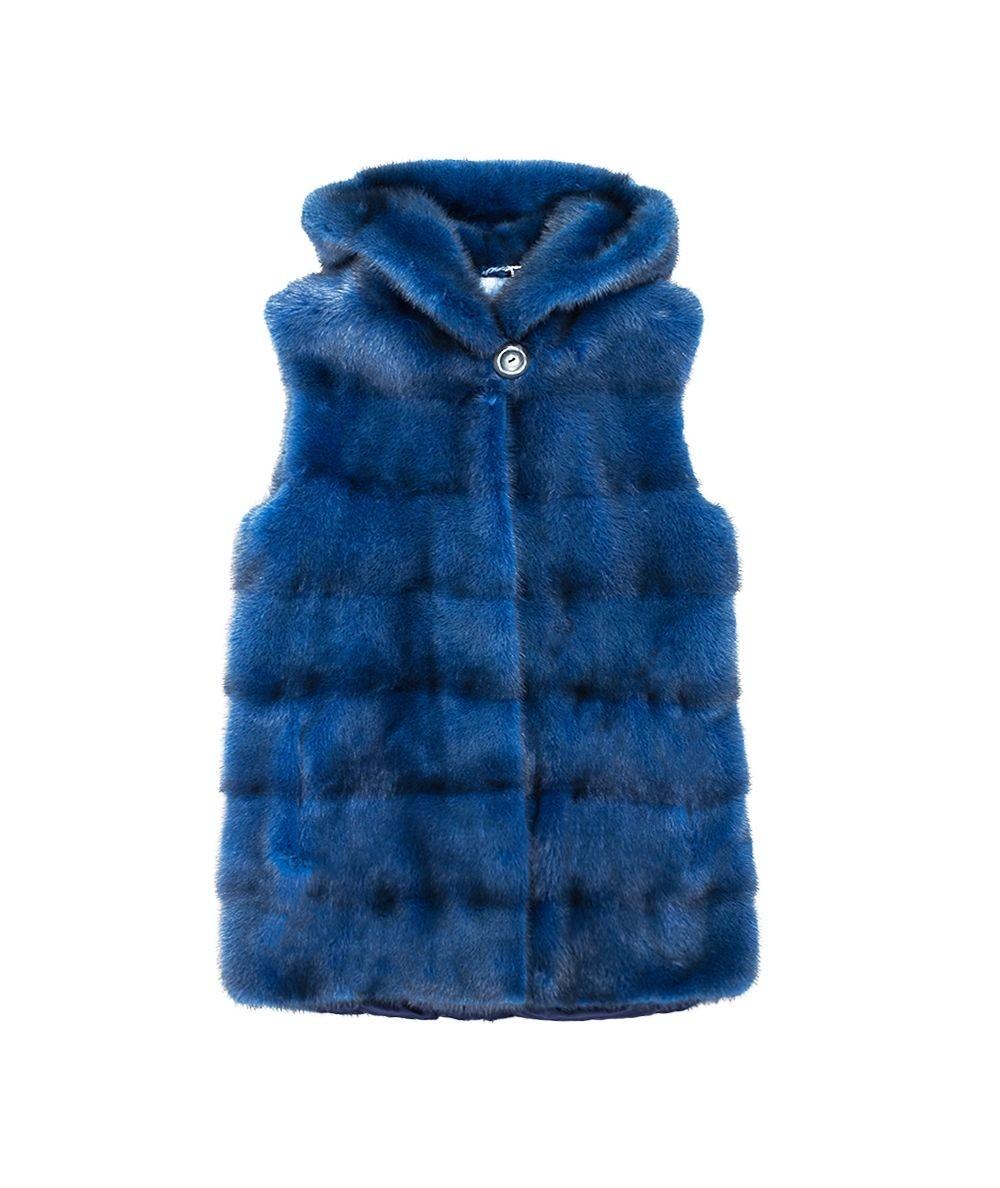 Blue Jeans Vest