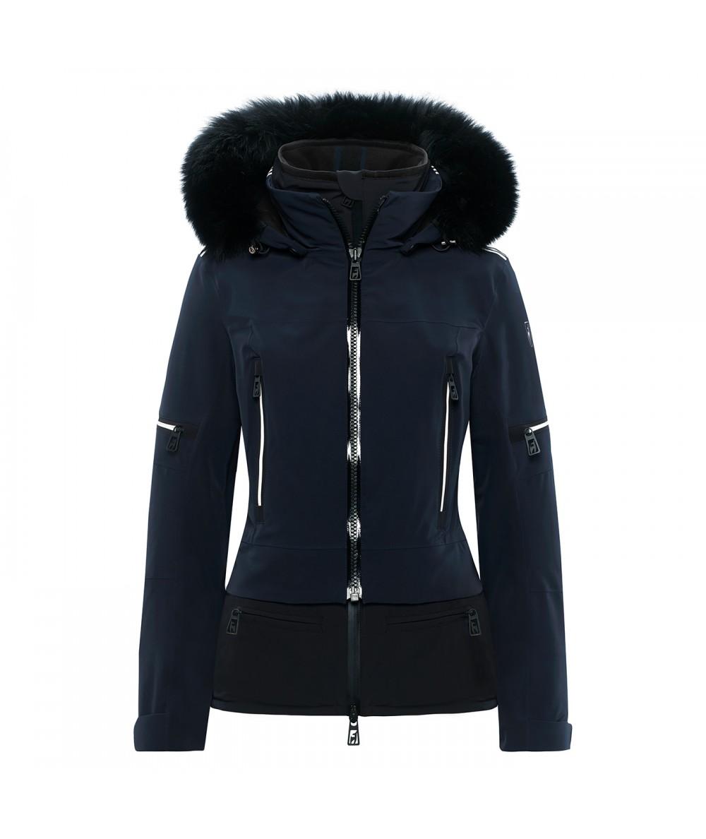 Penelope Fur Ski Jacket