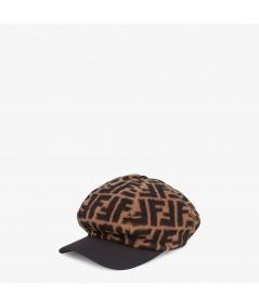 hat fendi in shearling