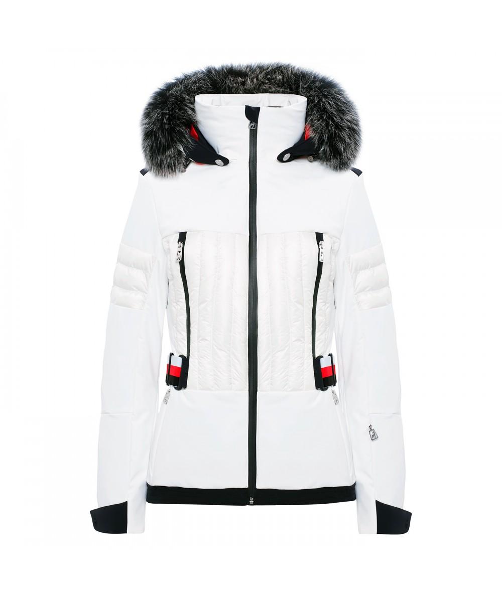 Aggi Fur Ski Jacket