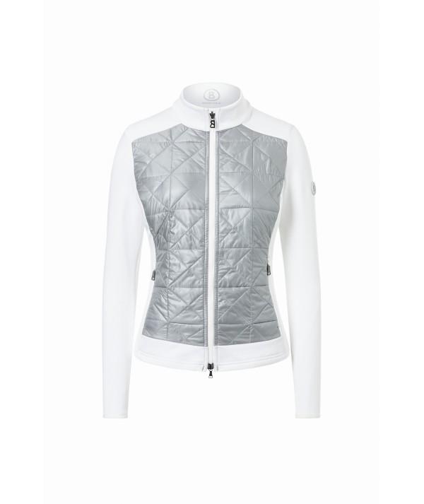 jacket belvina white bogner