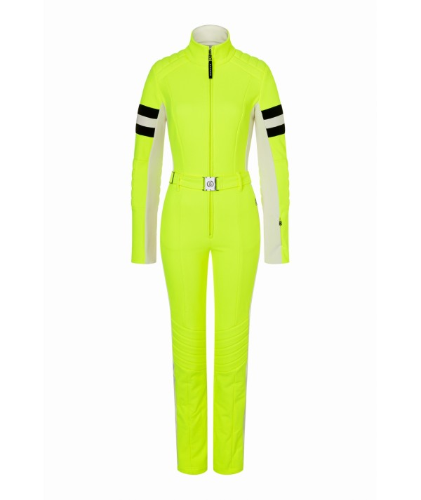 Bogner yellow ski suit