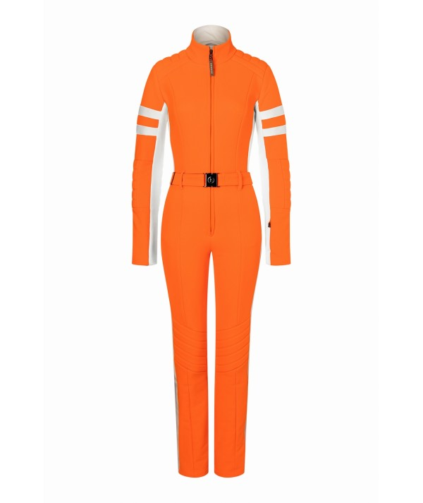 Bogner orange ski suit