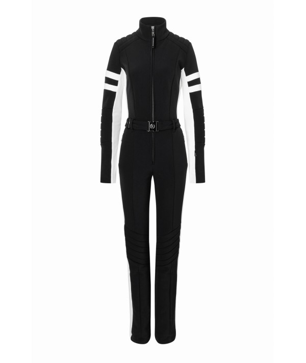 Bogner black ski suit