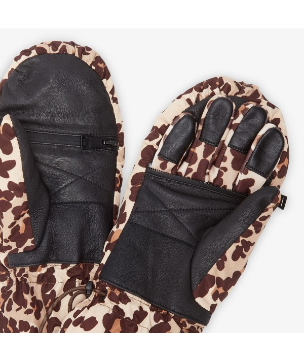 technical ski mittens Fendi