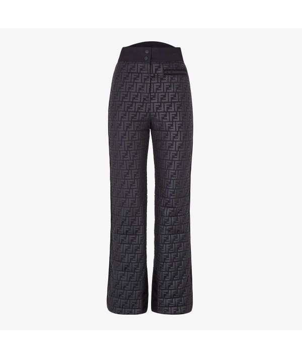 pantalon de ski noir Fendi