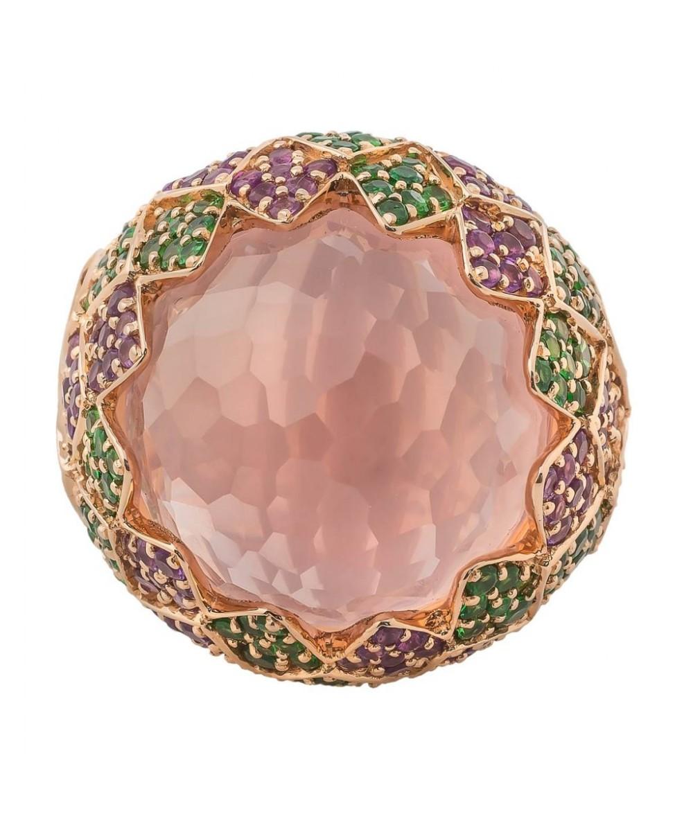 Anahide Quartz Ring