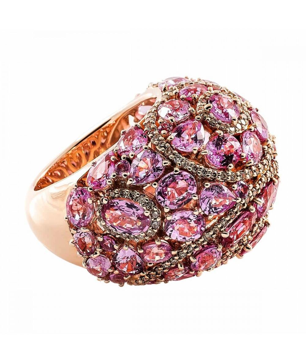 Manouk Saphir Ring