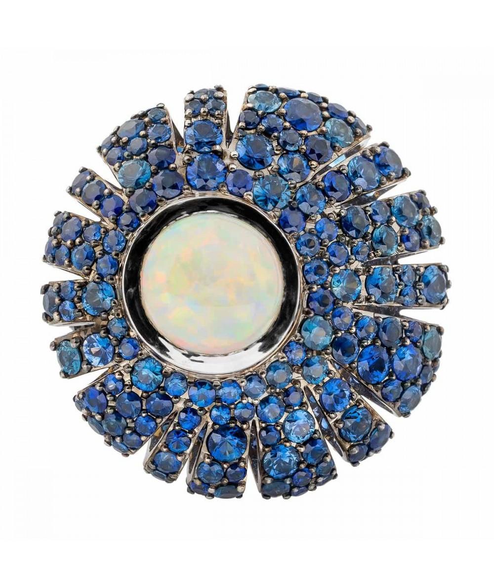 Taline Saphir Ring