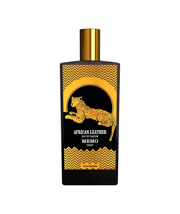African Leather Perfume