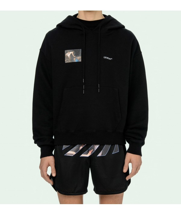 Caravaggio Over Hoodie