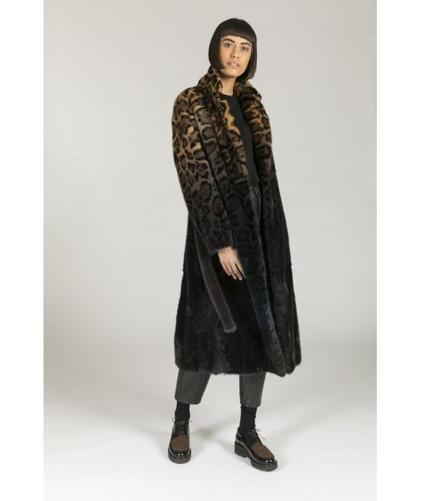 Mila Mink Coat