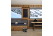 Ski Room Bernard Orcel Hôtel Aman resort Le Mélézin